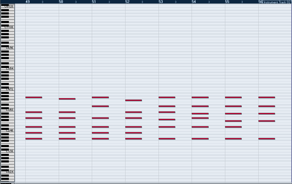 Guitar Chords On Piano Roll Future Producers Forums